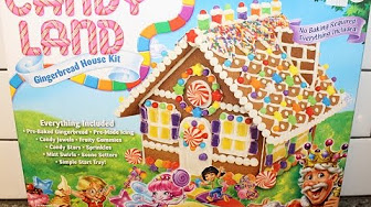 Candyland Gingerbread House