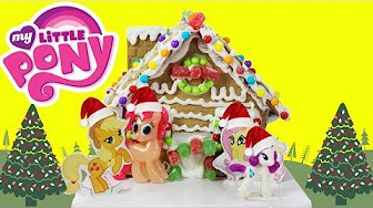 My Little Pony Gingerbread House